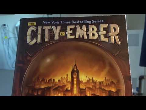 The City of Ember- Chapter 1