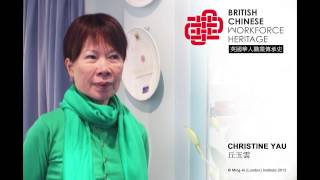 Community and Catering: Christine Yau (Audio Interview)