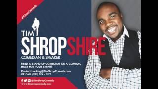 Comedian Tim Shropshire- Rottweiler Preacher