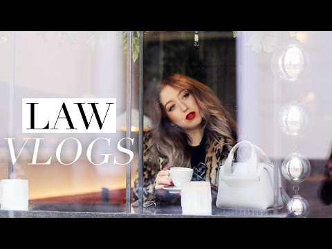 LAW SCHOOL VLOG #26 | How I Study During The Holidays