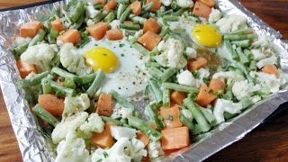 Eggs in the Garden  Quick and Healthy Recipes