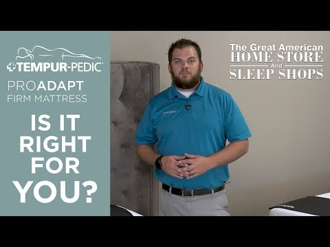 tempur-pedic-proadapt-firm-mattress-|-is-it-right-for-you?
