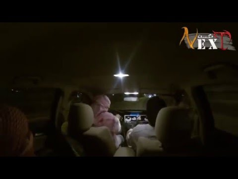 Brutal Arab Drift crash inside car footage 2016