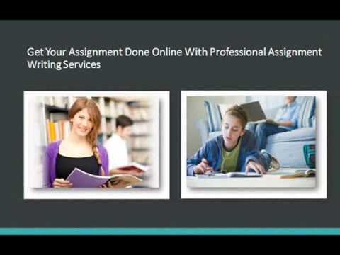 Get Online Assignment Help, College Homework Help Services through Assignments Web