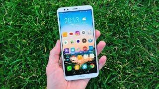 ЧЕСТНЫЙ ОБЗОР Huawei Honor 7C Pro