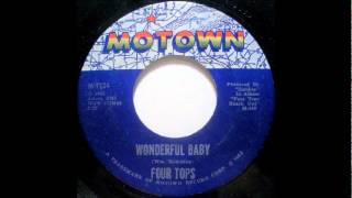 Watch Four Tops Wonderful Baby Single Version Mono video