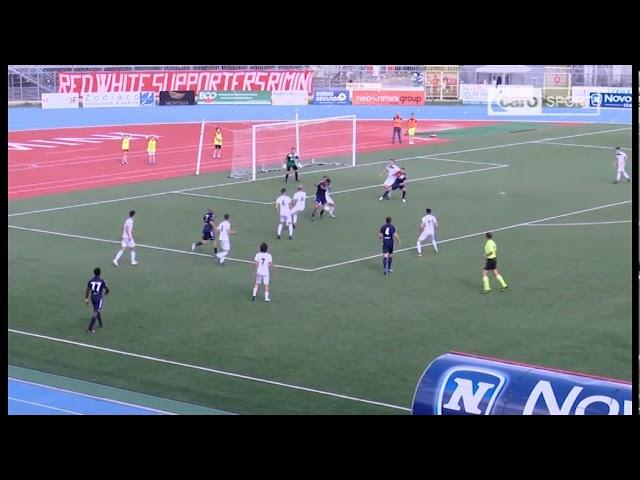 Icaro Sport. Rimini-Albissola 4-4, il servizio