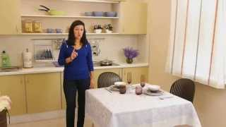 видео Как выбрать праздничную и кухонную скатерть на стол?