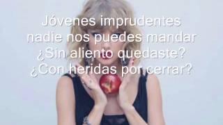 Blank Space Karaoke Español Taylor Swift