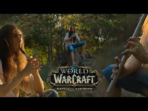 World of Warcraft - Kul Tiran Human Theme - Cover by Dryante