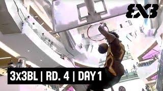 LIVE 🔴 - 3x3BL - 3x3 Pro Basketball League - Round 4 - Day 1 - Chennai, India