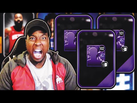 MY MOST EXPENSIVE PACK OPENING OF THE YEAR!!! OPENING OVER 50+ VARIETY PACKS IN NBA LIVE MOBILE 20