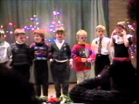 Grandview Elementary School Christmas Concert - 1993