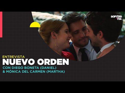 En YouTube: Entrevista I Diego Boneta y Mónica del Carmen nos cuentan sobre 'Nuevo Orden' de Michel Franco