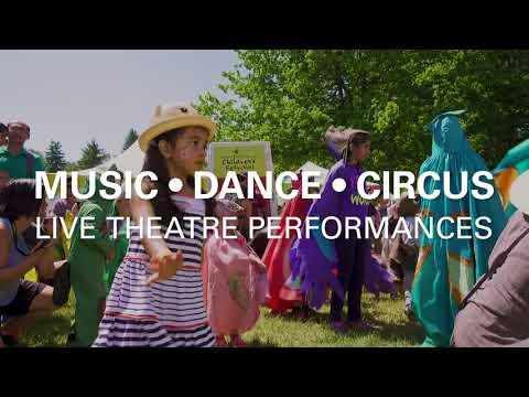 Surrey Childrens Festival - 2018