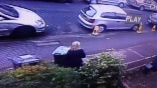 haringey rubbish bins thief