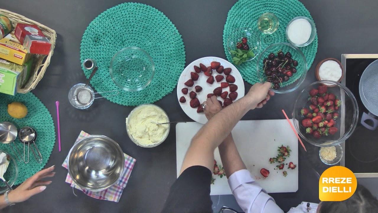 Download Te gatuajme me Zonjen Tefta PJ2 Role me marenge, Komposto me qershi