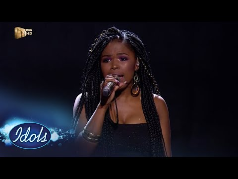 Top 2 Reveal: Yanga - 'Heaven'  – IdolsSA | Mzansi Magic