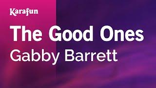 Gabby Barrett The Good Ones Acoustic - مهرجانات