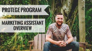Protege Program: marketing assistant