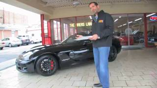 2008 Dodge Viper FOR SALE Tony Flemings Ultimate Garage reviews horsepower ripoff complaints video