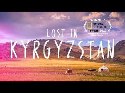 LOST IN KYRGYZSTAN 4K
