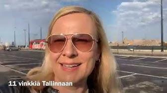 11 vinkkiä Tallinnaan - #vihreätallinna
