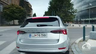 ŠKODA Octavia: Slovenski avto leta 2021