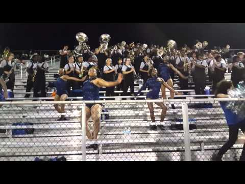 Fort Lauderdale High School band