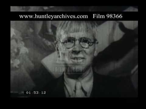 Stanley Spencer, 1950s - Film 98366