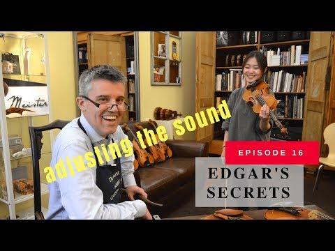 Ep. 16:   Adjusting the Sound