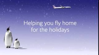 Season's Greetings from British Airways