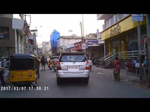 Ride through S D Road Secunderabad, Hyderabad