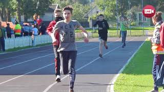 Первенство по легкой атлетике среди школ Слонима