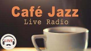 Coffee Jazz Music - Chill Out Lounge Jazz Music Radio - 24/7...