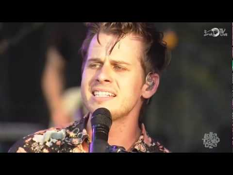 Foster The People - Waste (Live @ Lollapalooza 2014)