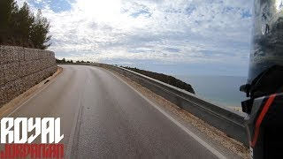 Southern Portugal tour on a BMW R1250 GS