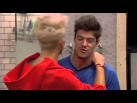 Frankie and Zach showmance part 1