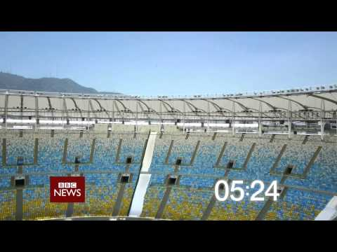 BBC News countdown's gone World Cup [day]