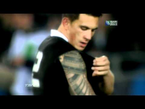 Rugby World Cup 2011 Tribute