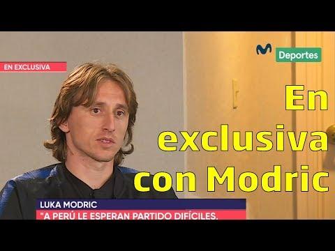 Luka Modric: Perú, la Champions League y más en diálogo exclusivo con Movistar Deportes thumbnail
