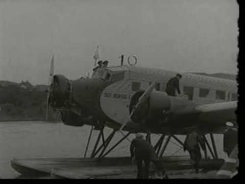 Filmklipp fra Haugesund 1935-1950