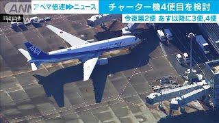武漢へ4便目も検討 希望者全員の帰国実現へ(20/01/29)