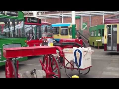 St Helens Bus Museum