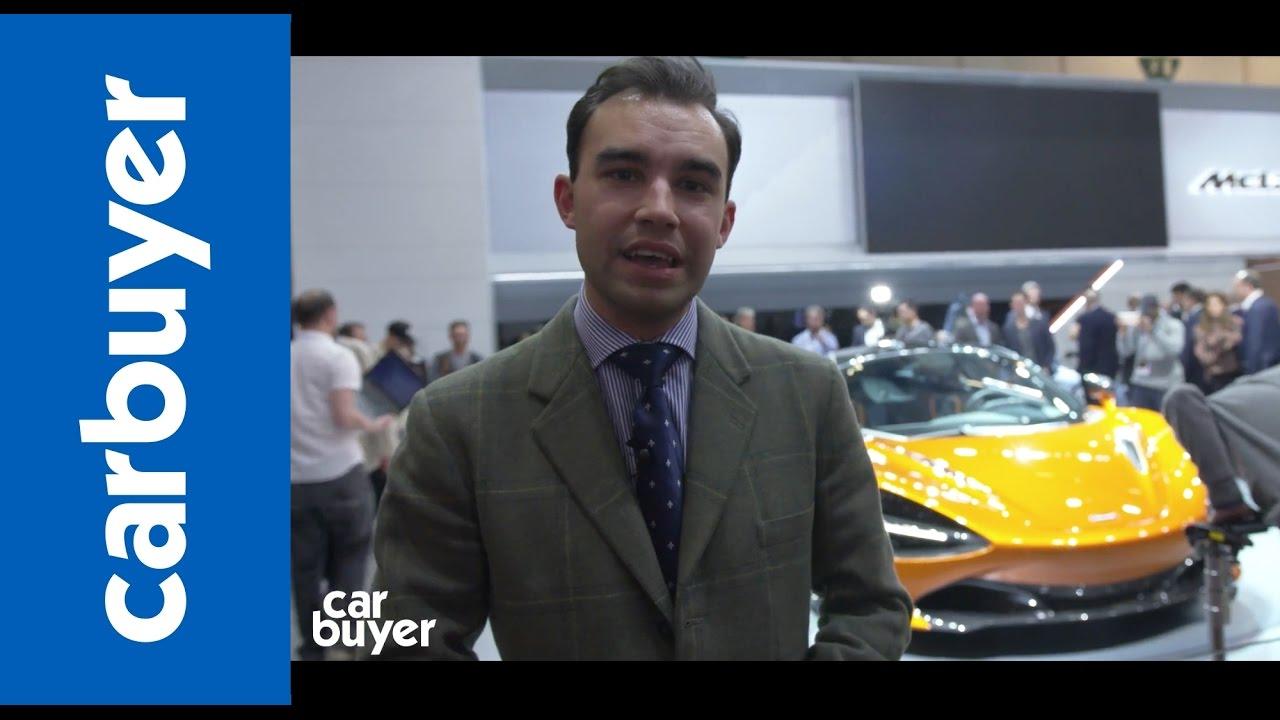 New McLaren 720S supercar walkaround – Geneva Motor Show 2017 - Dauer: 84 Sekunden