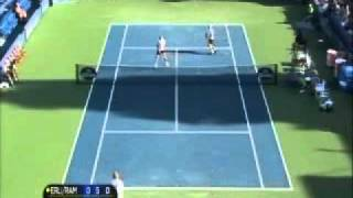 ATP 2011 Los Angeles R1 Erlich/Ram vs Dimitrov/Tursunov Part 4