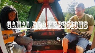 Yellow Sun & Wonderful World ● Bianca Rose & Si Cliff ●  Canal Boat Sessions