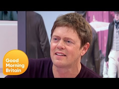 Kris Marshall Recalls His Time On Death In Paradise   Good Morning Britain