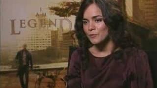Entrevista con Alice Braga
