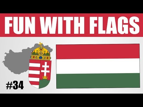 Fun With Flags - Hungary